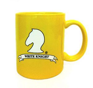White Knight Coffee Mug